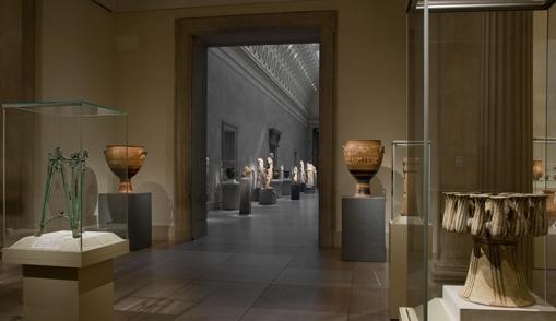 met museum antiquities