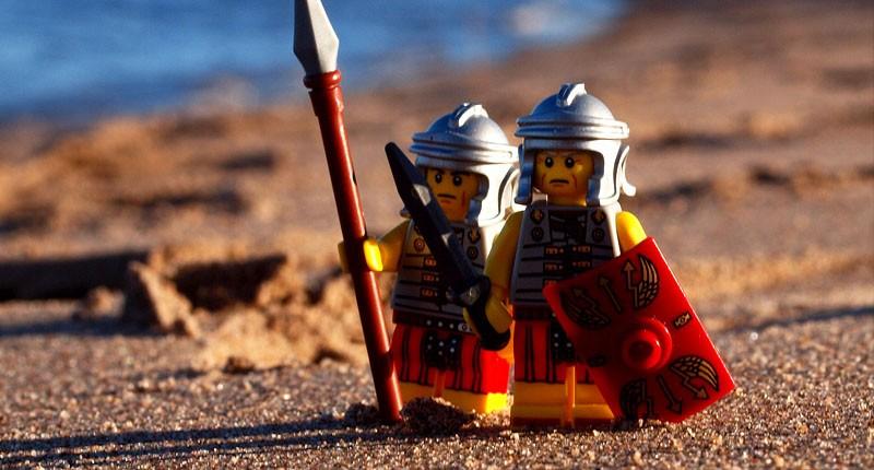 Lego City Pompeii 5