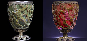 The Magical Roman Technicolor Cup