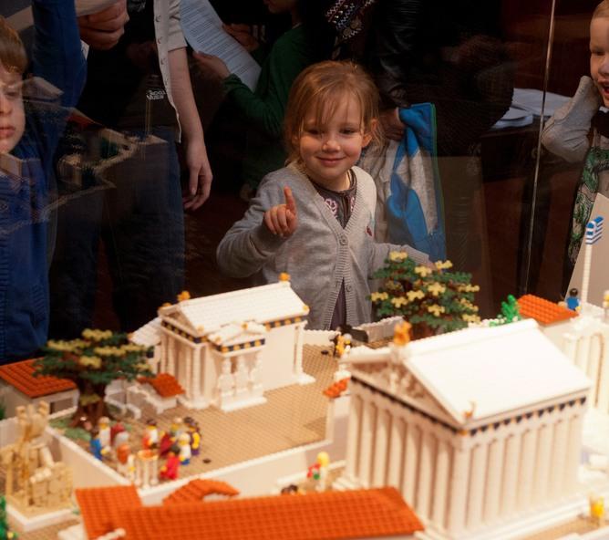 Lego City Pompeii 3