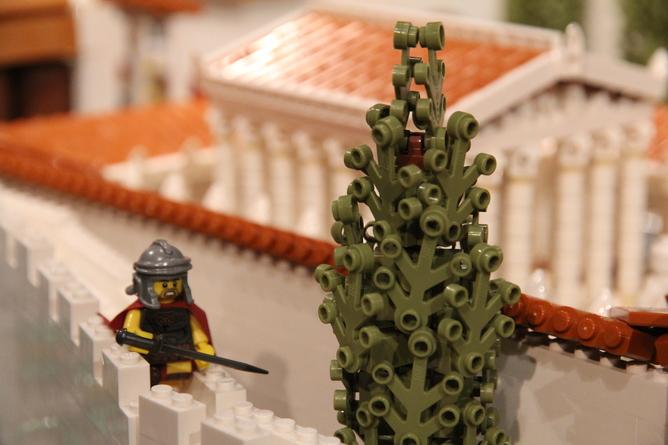 Lego City Pompeii 4