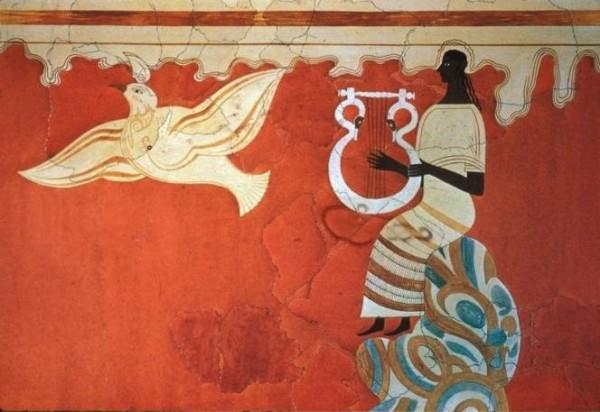 Minoans ancient greece