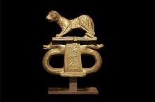 Parthian Bronze Chariot Fixture