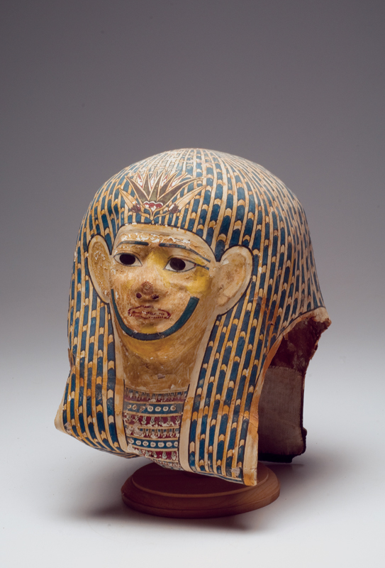 An Egyptian Mummy Mask Baidun Baidun