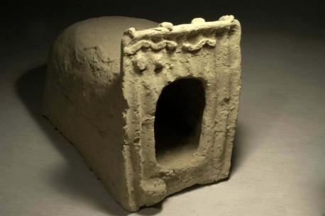 Rare Canaanite Snake Shrine