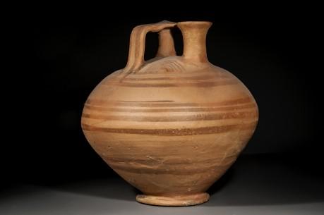 Large Mycenaean Stirrup Jug