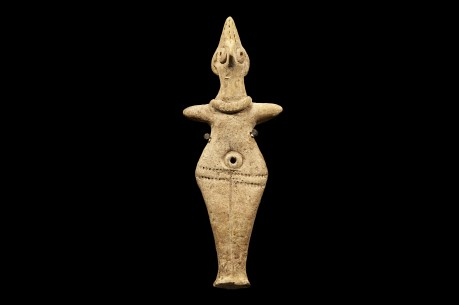 Canaanite Terracotta Figurine of Fertility Goddes