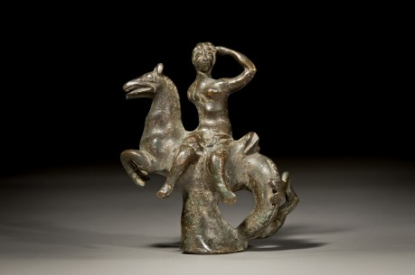 Statuette of a Nereid on Ketos