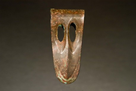 Canaanite Bronze Duck Bill Axe Head