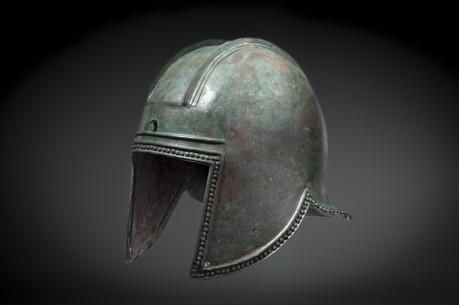 An Illyrian Helmet