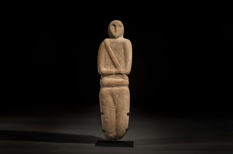 Statuette of an Idol