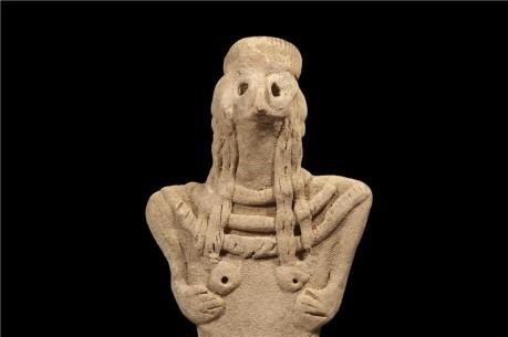 "Syro-Hittite ""Pillar Figurine"""