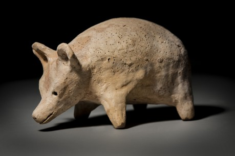 Roman Ceramic Hedgehog