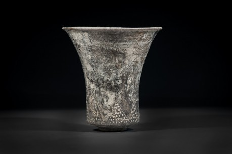 Canaanite Ceramic Tel Yahudia Beaker