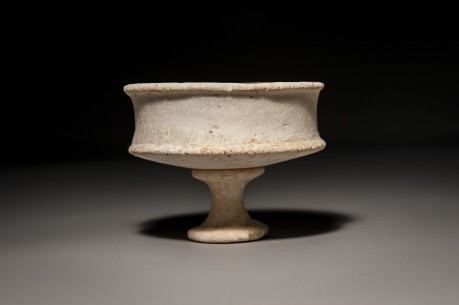 An Egyptian/Canaanite Calsite Tazza