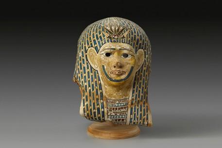 An Egyptian Mummy mask