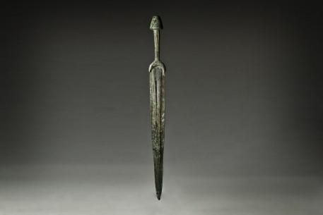 A Large Persian Sword