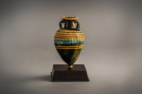Greco-Phoenician Core-Formed Amphorisque