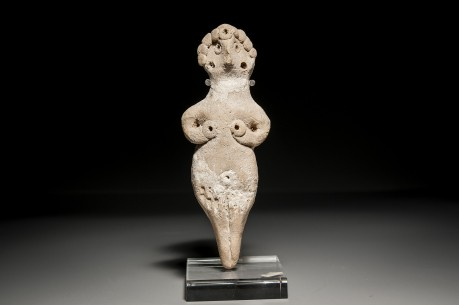 Syro-Hittite Fertility Goddess