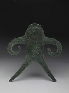 Indian Copper Anthropomorph (Idol) – Type I