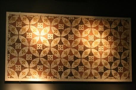A Beautiful Byzantine Mosaic